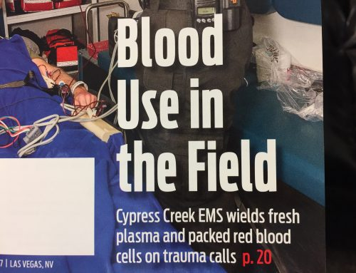 National Article Features CCEMS Program