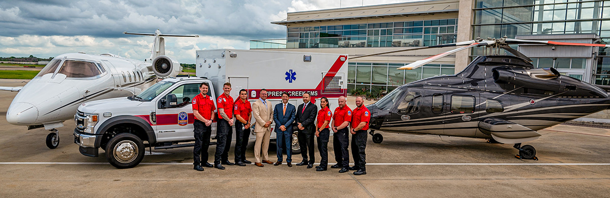 CREEK AirCare Air Medical Transport Services