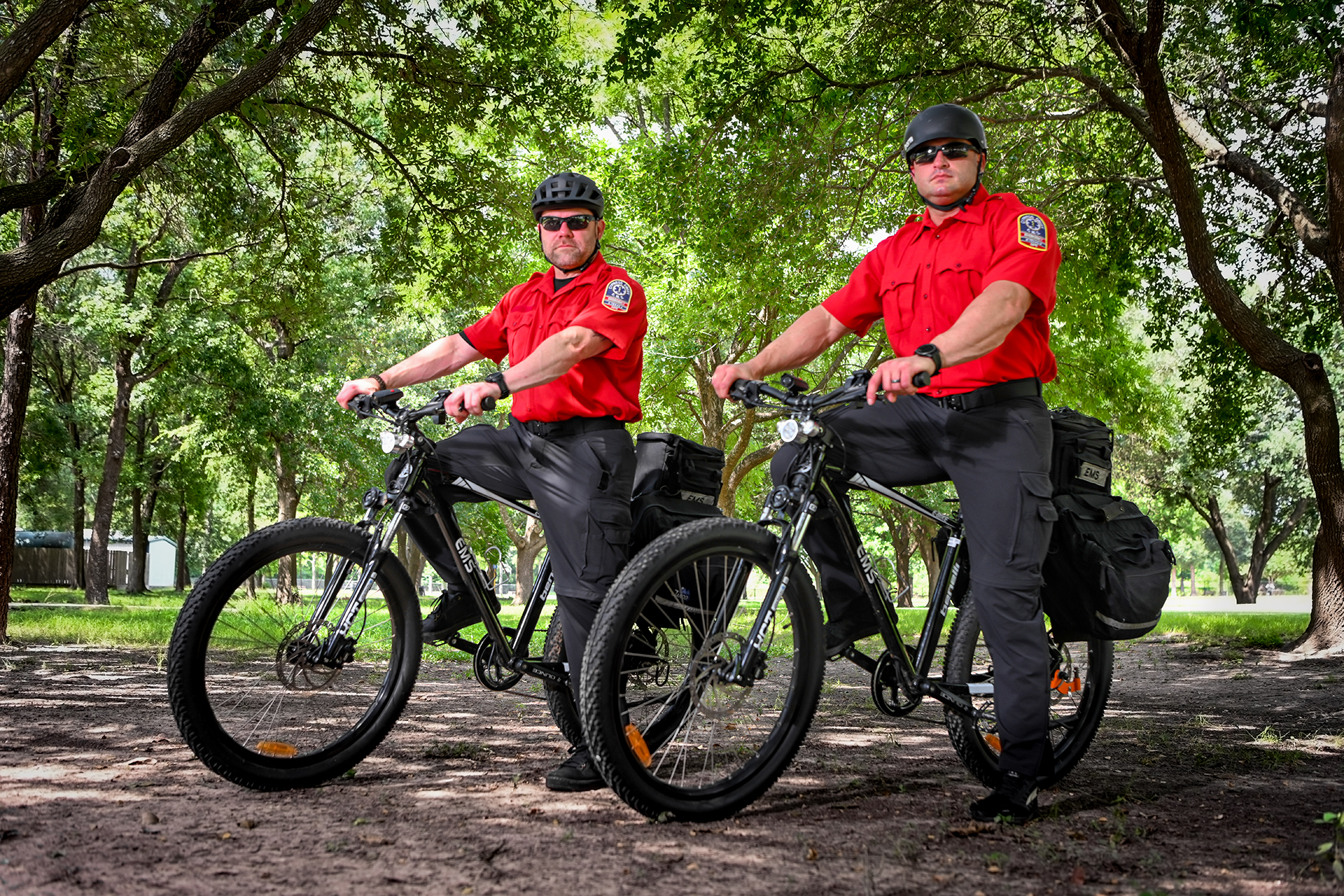 Medic Bike Team available for special events