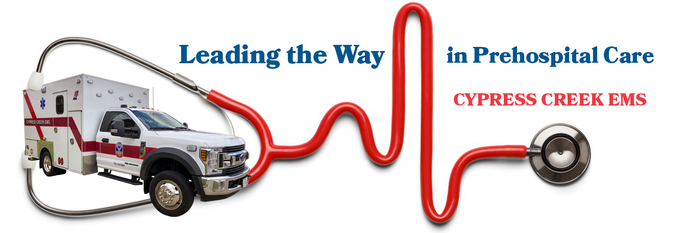 CCEMS - Leading the way in pre hospital care